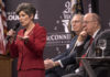 Senator Joni Ernst headlined the latest installment of the McConnell Center's Distinguished Lecture Series.