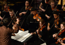 The UofL School of Music Symphony