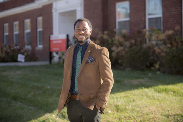 Dom McShan, who is the programming director and oversees the African American Male Initiative, has added a bevy of signature programs to the Cultural Center's schedule.